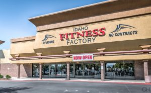 Idaho Fitness Factory